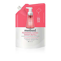 Method® Pink Grapefruit 28 oz. Foaming Hand Wash Refill