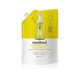 Method® Lemon Mint 28 oz. Foaming Hand Wash Refill
