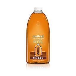 Method® 68 oz. Wood Floor Cleaner Refill in Almond
