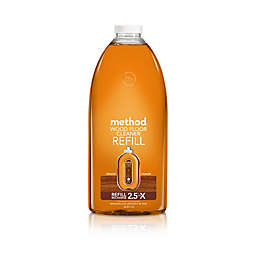 Method® 68 oz. Wood Floor Cleaner Refill in Almond