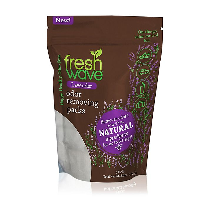 Alternate image 1 for Fresh Wave® Lavender 6-Count Odor Removing Packs