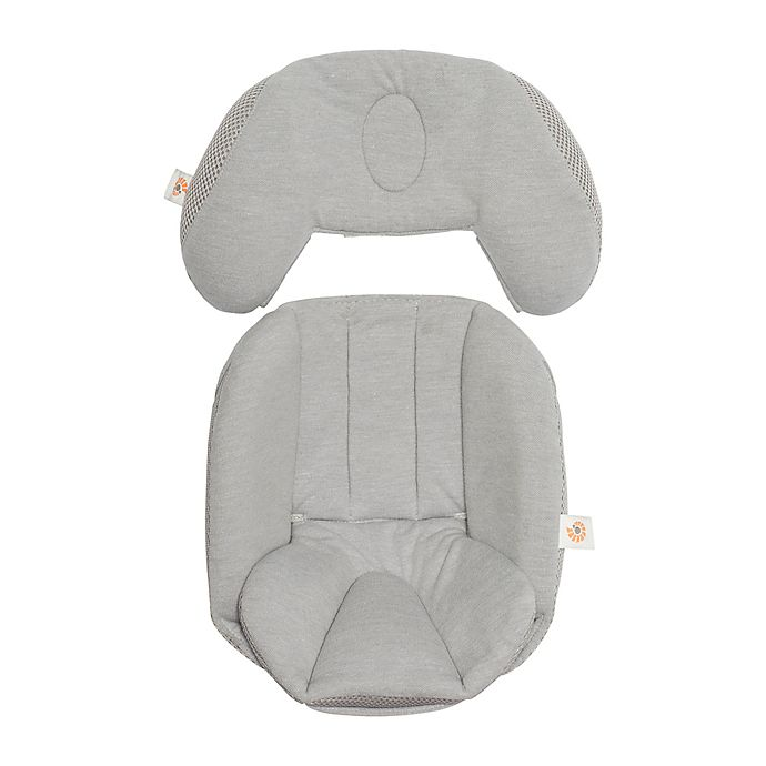 Alternate image 1 for Ergobaby™ 180 Reversible Stroller Comfort Cushion in Grey