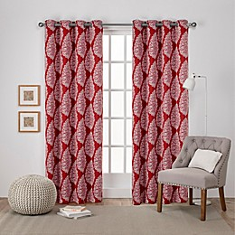 Queensland 2-Pack Grommet Top Room Darkening Window Curtain Panels