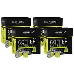 Bestpresso 80-Count Arabica Espresso Capsules
