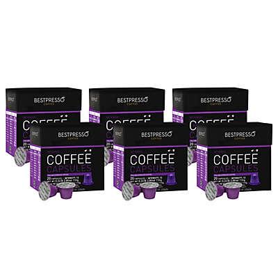 Bestpresso 120-Count Intenso Espresso Capsules