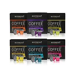 Bestpresso 120-Count Variety Pack Espresso Capsules