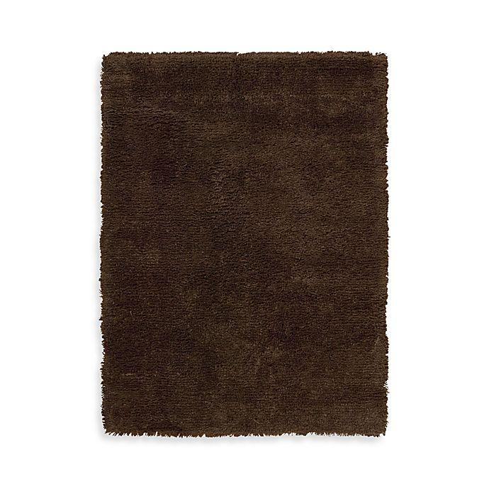 Alternate image 1 for Nourison Splendor Rug in Chocolate