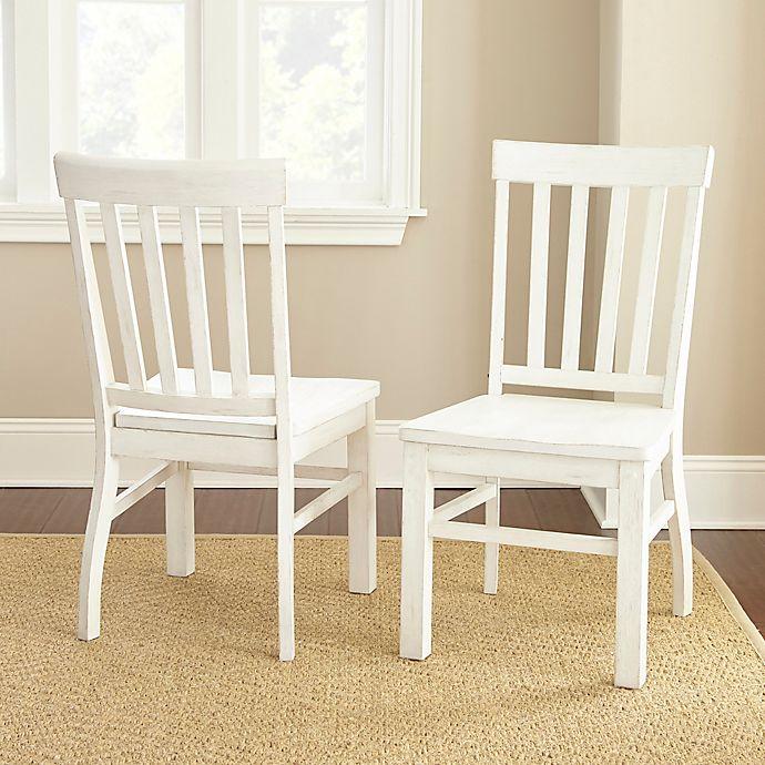 Peachy Steve Silver Co Cayla Side Chairs Set Of 2 Bed Bath Customarchery Wood Chair Design Ideas Customarcherynet