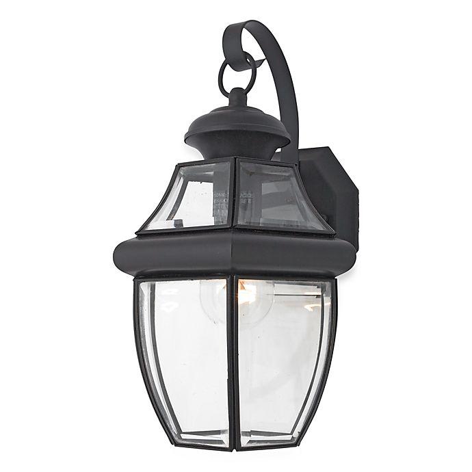 Alternate image 1 for Quoizel Newbury Medium Wall Lantern