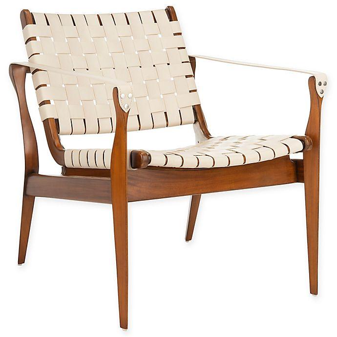 Alternate image 1 for Safavieh Dilan Safari Chair