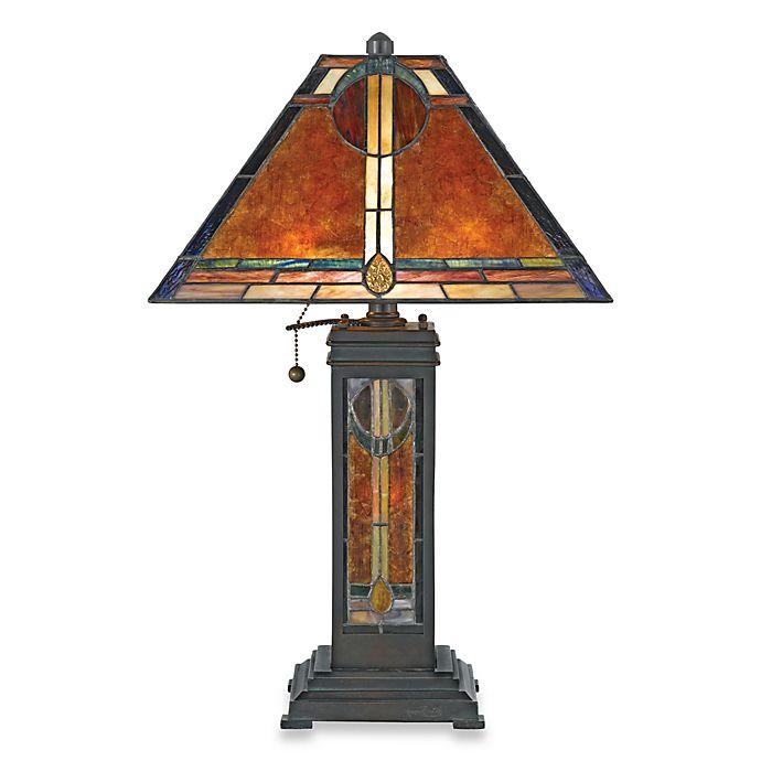 Alternate image 1 for Quoizel® San Gabriel Table Lamp