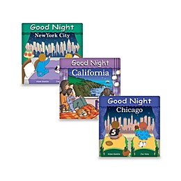 Regional Good Night Board Books