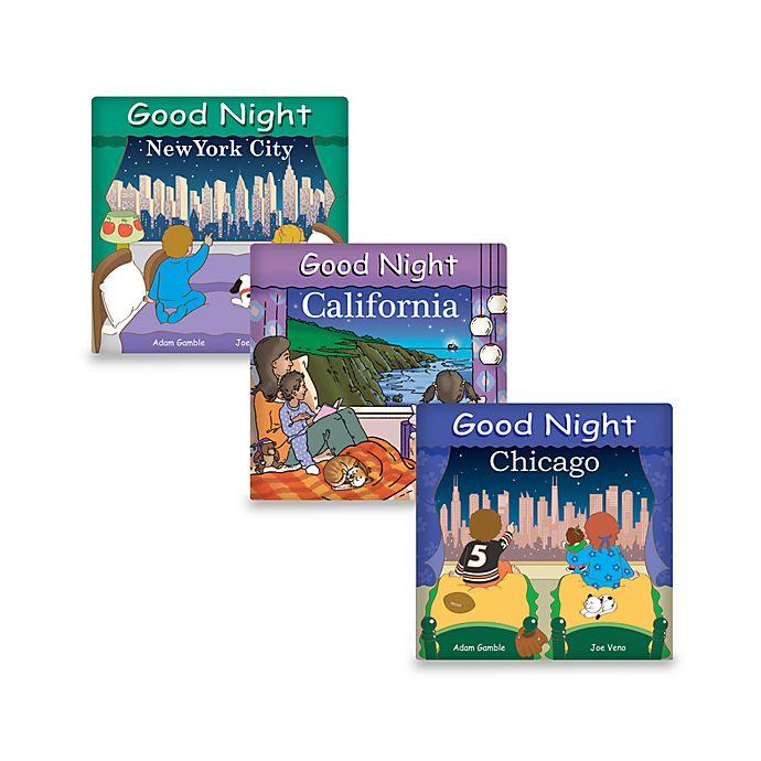 Alternate image 1 for Regional Good Night Board Books