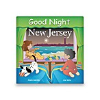 Good Night New Jersey  Board Book
