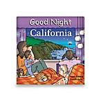Good Night California  Board Book