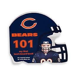 NFL Chicago Bears 101 Children's Board Book