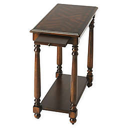 Butler Specialty Company Devane Accent Table in Dark Brown