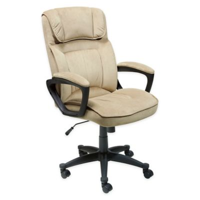 Serta Ashland Upholstered Office Chair Bed Bath Beyond