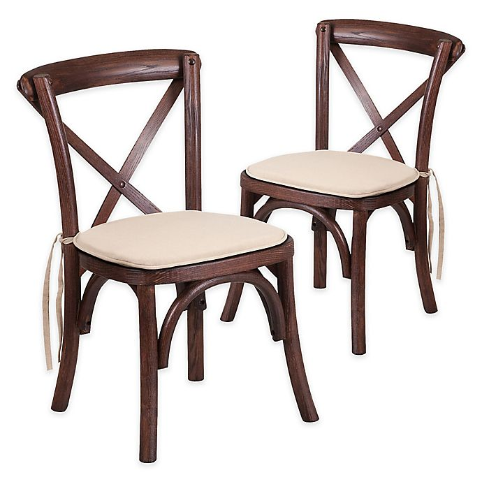 Buy Dining Chairs By Ryc Furniture Online: Buy Flash Furniture Kids Cross Back Dining Chairs In