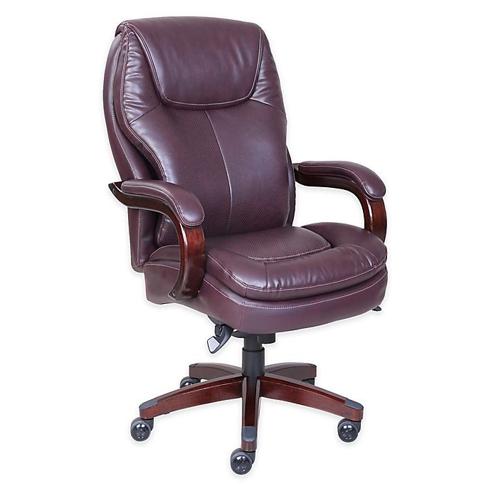 La-Z-Boy® Winchester Bonded Leather Executive Office Chair ... on lazy boy office chairs, big man lazy boy chairs, american seating office chairs, palliser office chairs, hickory chair office chairs, kroger office chairs, executive office chairs, aeron conference chairs, lesro office chairs, sam moore office chairs, natuzzi office chairs, barcalounger office chairs, brenton studio office chairs, disney office chairs, signature design office chairs, office depot chairs, jcpenney office chairs, monroe office chairs, basyx office chairs, art van office chairs,