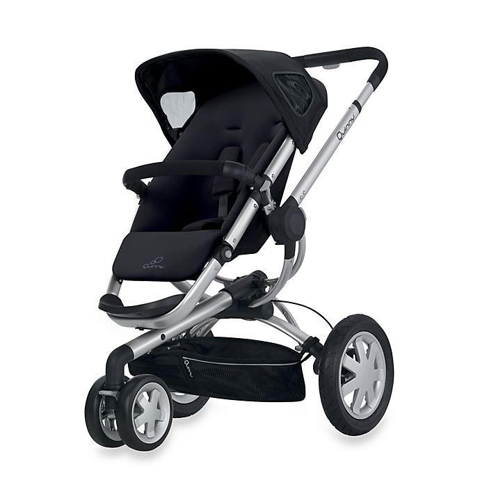 Quinny® Rocking Buzz Stroller in Black | buybuy BABY