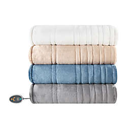 True North by Sleep Philosophy Ultra Soft Heated Blanket