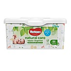 Huggies® Natural Care 64-Count Unscented Baby Wipes