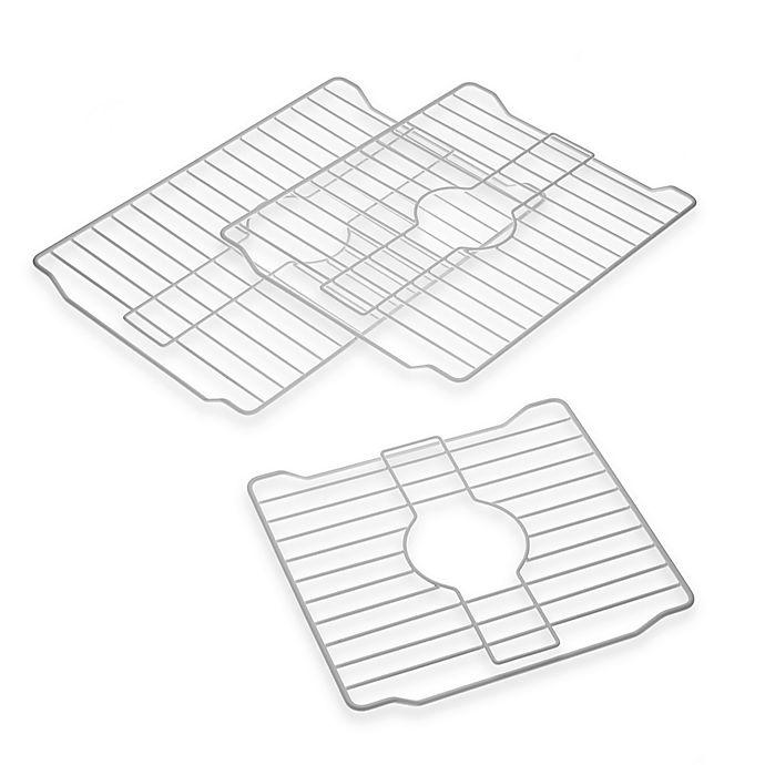 Alternate image 1 for SALT™ Sink Protector Rack in White