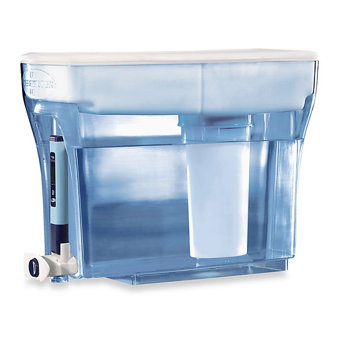 Zerowater 174 23 Cup Dispenser Water Filtration System Bed