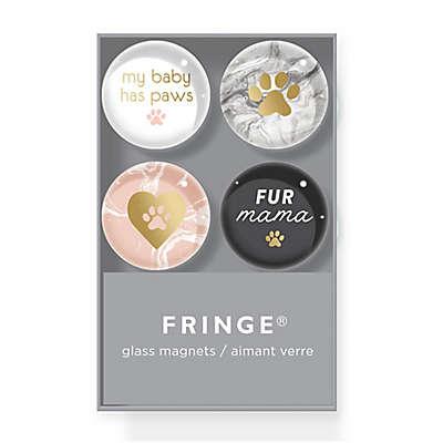 Fringe Studio™ Glass Magnets (Set of 4)