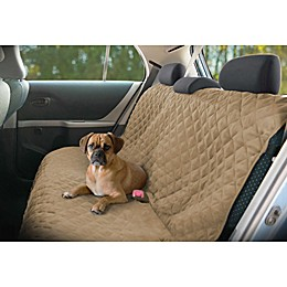 Precious Tails Quilted Pet Vehicle Seat Protector