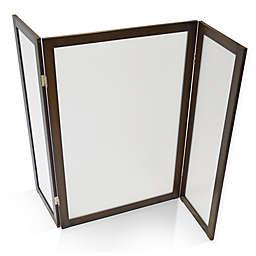 PetFusion™ Litter Box Privacy Screen in Brown
