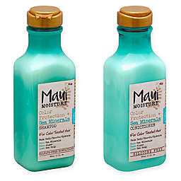 Maui Moisture Color Protection + Sea Minerals Hair Collection
