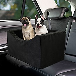 Precious Tails High Density Foam Double Pet Car Booster Seat