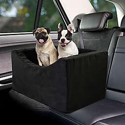 Double Wide High Density Foam Pet Booster Car Seat