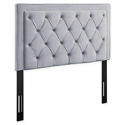 TOV Furniture Nacht Velvet Headboard