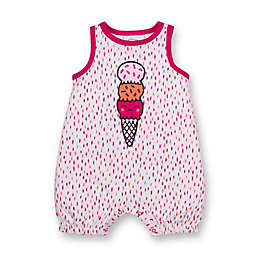 Lamaze® Ice Creams Organic Cotton Romper in Pink