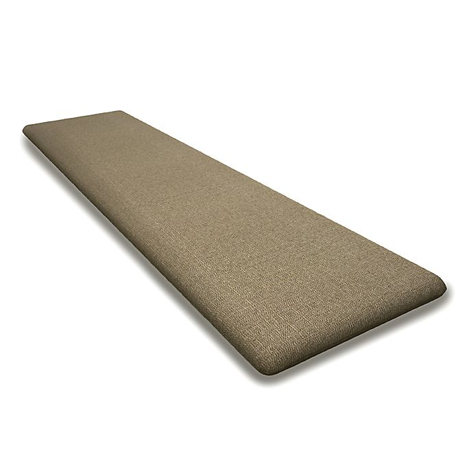 Polywood Outdoor Rockford 72 Inch Bench Cushion In Sunbrella