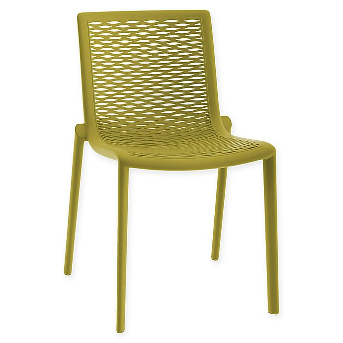 Alternate image 1 for Resol Net-Kat All-Weather Chairs in Olive Green (Set of 2)