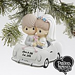 Wedding Car Precious Moments® Christmas Ornament