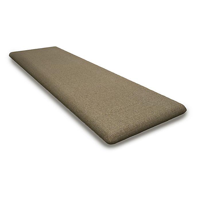 POLYWOOD® Nautical 60-Inch Bench Cushion in Sunbrella ...