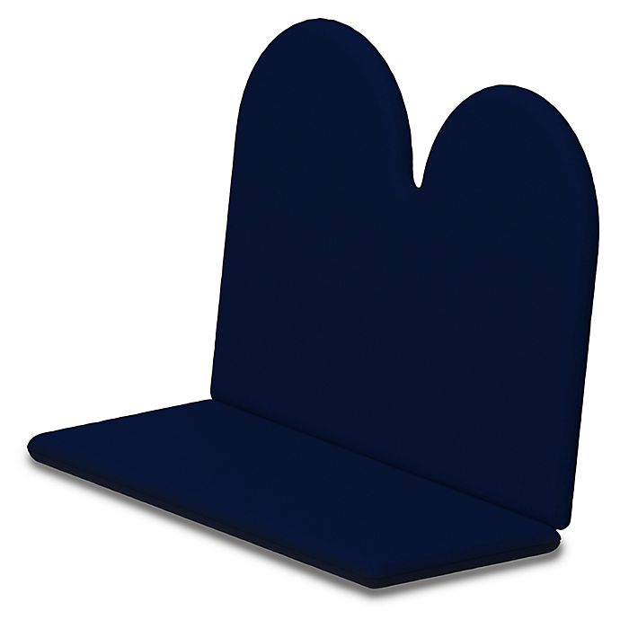 Alternate image 1 for POLYWOOD® Outdoor Classic Adirondack Full Cushion in Navy