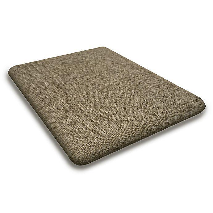 Alternate image 1 for Outdoor Seashell Adirondack Chair Cushion in Sunbrella® Sesame
