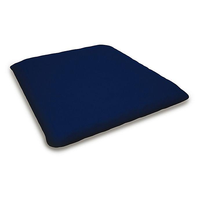 Alternate image 1 for Outdoor Garden Arm Chair Cushion in Sunbrella® Navy