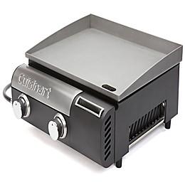 Cuisinart® Two-Burner Portable Gas Griddler