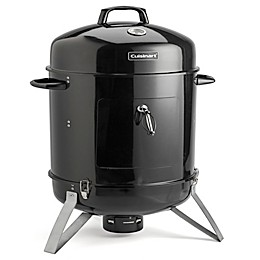 Cuisinart® Vertical 16-Inch Charcoal Smoker in Black