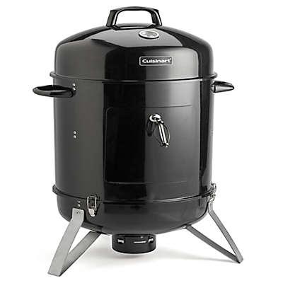 Cuisinart® Vertical 16-Inch Charcoal Smoker in Black