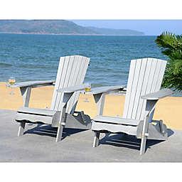 Safavieh Breetel Adirondack Chairs (Set of 2)