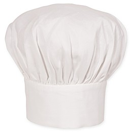 KAF Home Chef's Hat in White