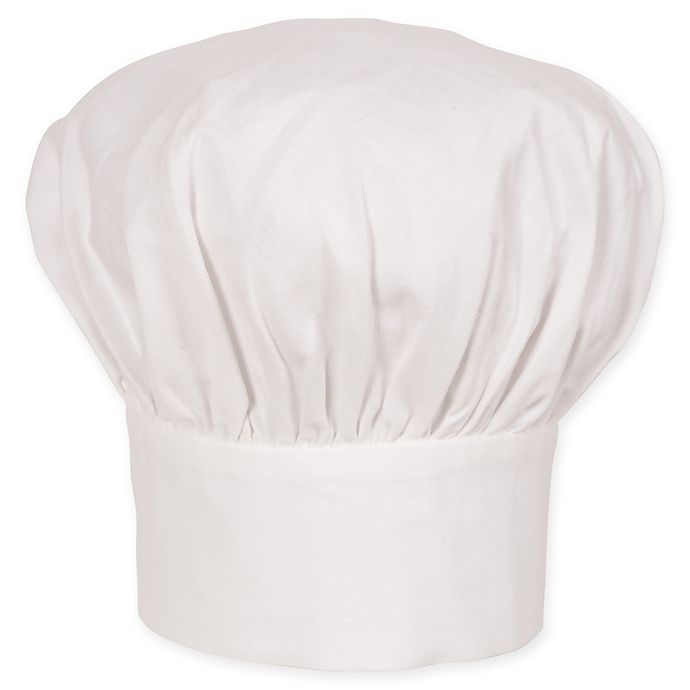 Alternate image 1 for KAF Home Chef's Hat in White